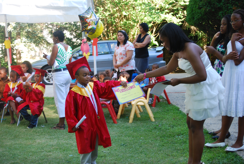 Preschool accomplishment #32