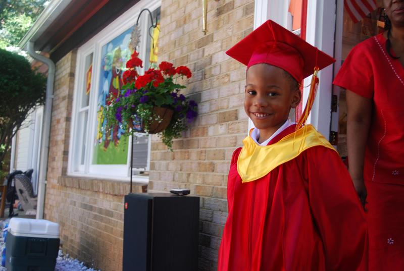 Preschool accomplishment #5