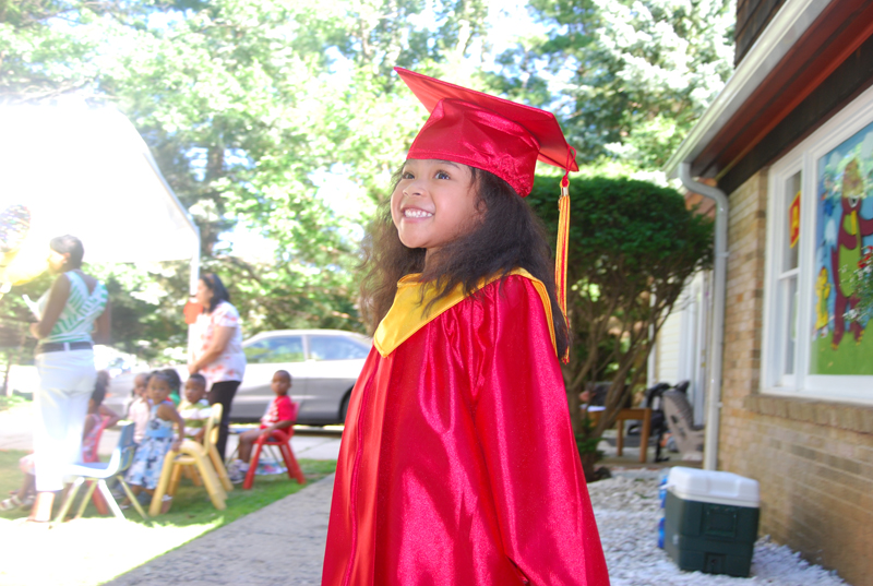 Preschool accomplishment #8