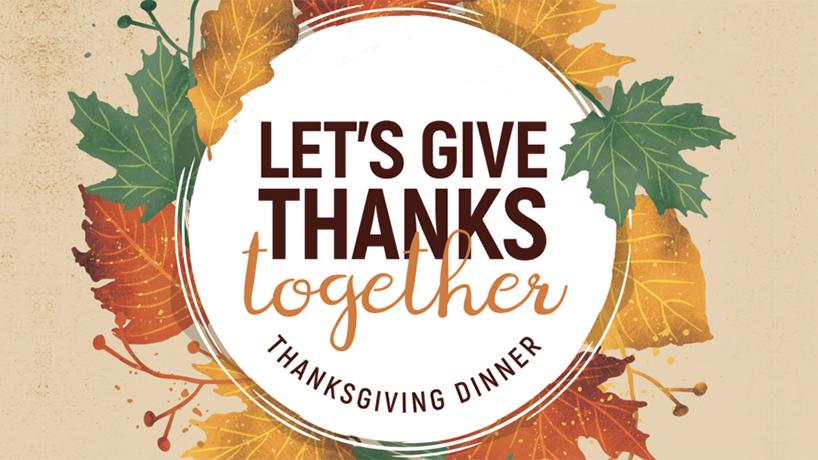 2019 Thanksgiving Dinner